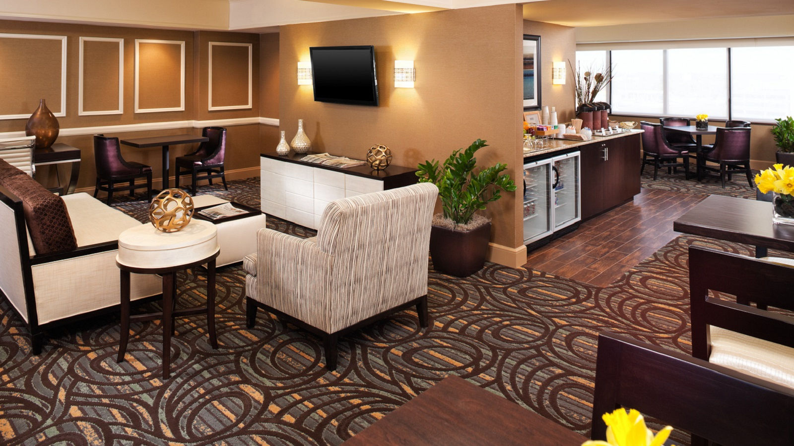 Sheraton Chicago O'Hare Airport Hotel - Hotel Features